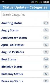 statuses quotes for facebook apk for android aptoide