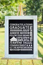 Congrats Grad Success Adventure Subway Art Lettering Graduation Vinyl Sticker Decals