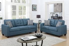 blue 2 pieces sofa set in el paso