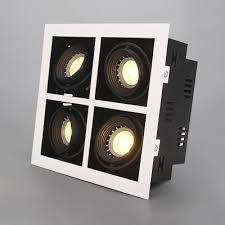 12w wireless led recessed down light