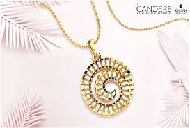 all about gold pendants and their types