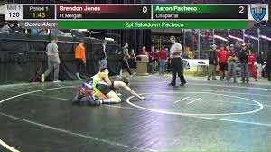 Aaron Pacheco | Trackwrestling Profile