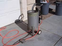 homemade pressure ist blaster