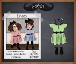 Second Life Marketplace - That's So {Kyoot} - Selena (Green)