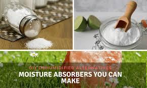 diy dehumidifier alternatives moisture