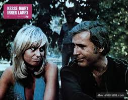 Dirty Mary Crazy Larry - Lobby card with Susan George & Peter Fonda