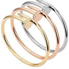 best gold nail bracelet s on wanelo