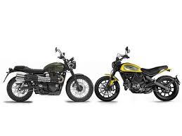 ranking the best scrambler bikes and