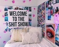 Dorm Room Poster Etsy