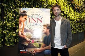 Who is Adam Demos, Who Plays Jake in Falling Inn Love?