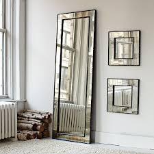 antique tiled floor mirror floor