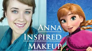 princess anna from frozen inspired