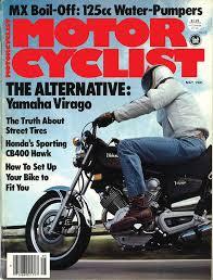roots yamaha virago motorcyclist