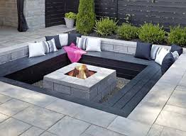 21 awesome sunken fire pit ideas to