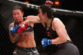Bellator 234's Sinead Kavanagh still annoyed by Leslie Smith loss: 'I  schooled that b-tch' - Bloody Elbow