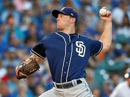 Santa Cruz's Robbie Erlin shuts down host Cubs, snaps Padres' skid – Santa  Cruz Sentinel