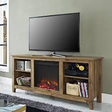 kmart tv stands on dark pergo flooring