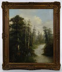 Ada Stone (English, 1897-1904) Oil on Canvas by Leonard Auction - 1692220 |  Bidsquare