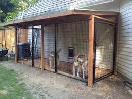 10 Genius Diy Dog Kennel Ideas Craft Directory Diy Dog Kennel Dog Kennel Outdoor Outside Dogs