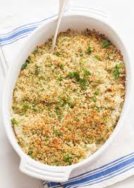 Baked Fish with Parmesan Breadcrumbs ...
