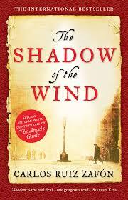The Shadow of the Wind by Carlos Ruiz Zafon (Spain)