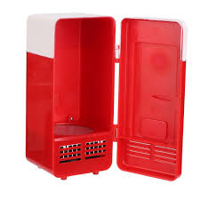 Tủ lạnh mini có chức năng sưởi ấm và cổng sạc USB