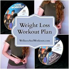 weight loss workout plan fat loss