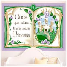 Greenbox Art Once Upon A Time Storybook Wall Decals Wayfair