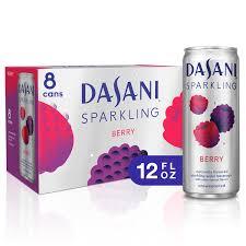 dasani sparkling water berry 12 fl oz