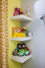 Nursery Idea Cute Shelves Adorned With Toys Kids At Repinned Net