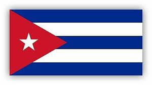 Vinyl Decal Cuban Flag Sticker Car Window Bumper Cuba Ebay