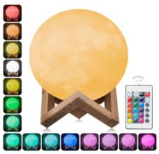 Best Moon Lamps For Kids Reviews Buyer S Guide