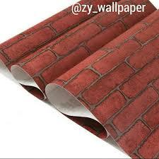 jual wallpaper sticker bata maroon uk