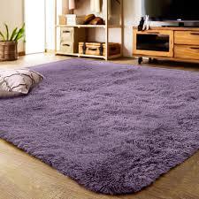 Soft Shaggy Carpet For Living Room Home Warm Plush Floor Rugs Kids Room Room Ebay
