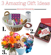 gifts for administrative professionals day