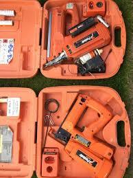 paslode nail guns spares or repair