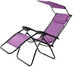 znmig outdoor lounge chair zero gravity