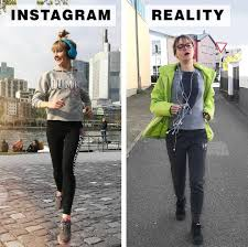 This Blogger Compared Instagram Vs Reality Photos Which Will Make You Think