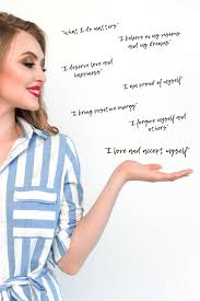 7 Positive Affirmations You Should Tell Yourself Every Single Day   One  Point of View