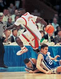 UNLV's Larry Johnson selected to college basketball hall of fame ...