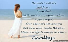 goodbye poem boyfriend love com