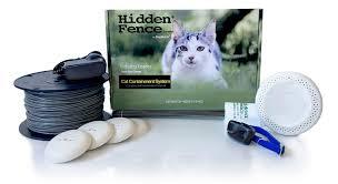 Cat Fence Diy Catwatch Hidden Fence Brand Hidden Fence