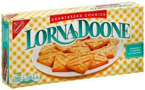 lorna doone shortbread cookies 10 ea