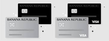 the banana republic credit card rewards