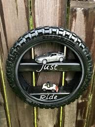 Dirt Bike Tire Shelf Boys Room Shelf Garage Shelf Tire Etsy