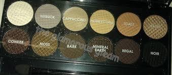 sleek makeup collection i divine
