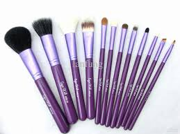 makeup brush set makeup