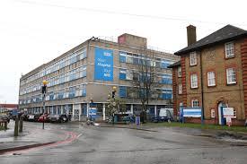 coronavirus at Watford General Hospital ...