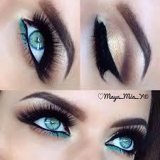 homeing makeup blue eyes saubhaya makeup