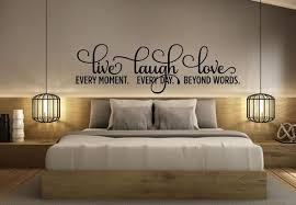 Bedroom Decor Bedroom Wall Decal Live Laugh Love Decal Etsy Wall Decals For Bedroom Bedroom Decor Vinyl Wall Decals